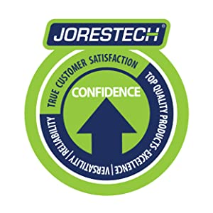 JORESTECH Confidence Seal
