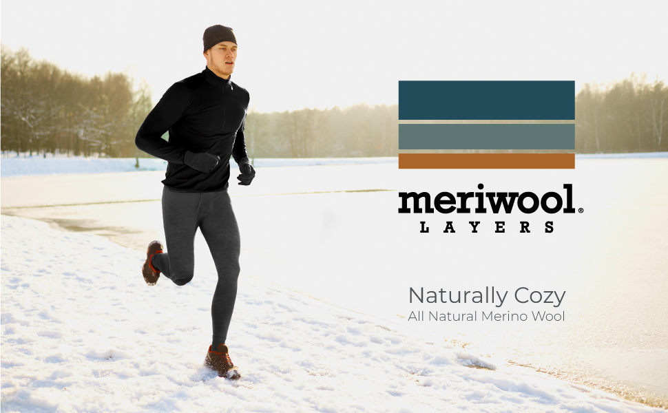 meriwool is made of all natural merino wool to keep you warm and cozy while in cold weather