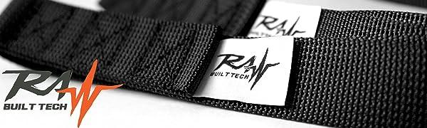 RAW Built Tech, Battle Rope Anchor Kit, Pair