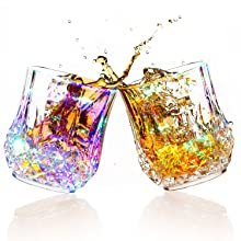 Light Up Glass Whiskey Wine Beer Water
