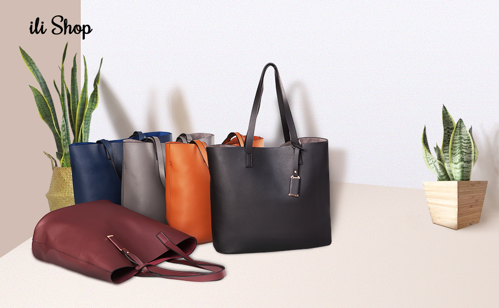 ccadea9d5edba This ilishop handbag is a great purse you can wear anywhere. Extremely soft  PU leatuer and polyester lining