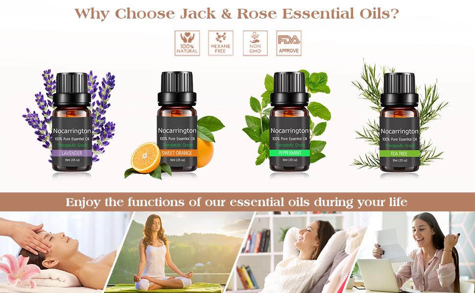 Lavender Essential Oil tea tree orange Peppermint Essential Oi diffuser bracelet gifts for women