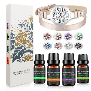 unique gifts for women essential oil diffuer bracelet