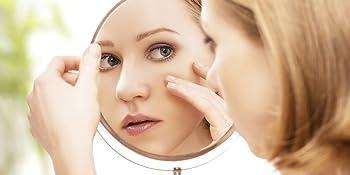 Woman Face Mirror