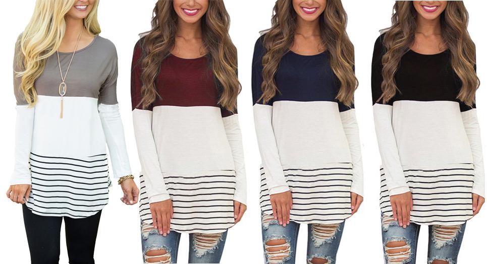 New Women/'s Cap Sleeve Open Back w// Tank Navy Striped White Knit Top Size XL XXL