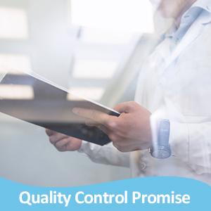 ovulation test quality control