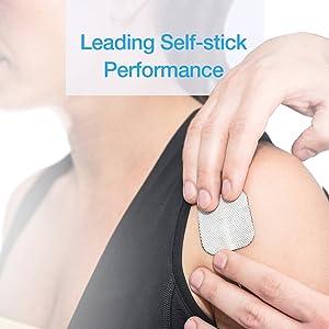 electrical muscle stimulator pads
