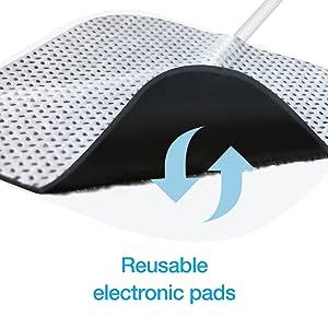 reusable electronic pads