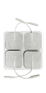 electrode pads tens unit
