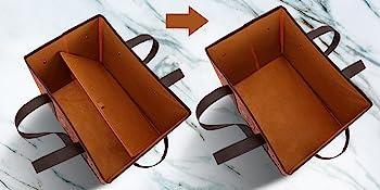 bag with removable bottom