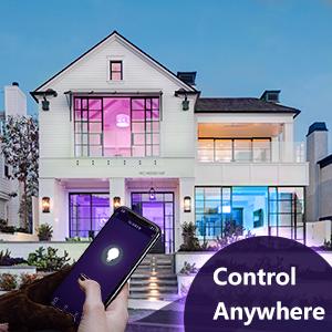 remote control light bulb