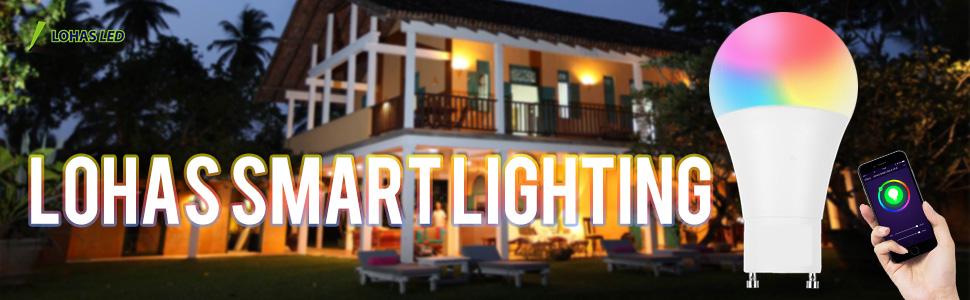 GU24 LED Smart Bulb