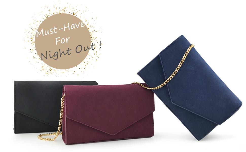Minimalis Evening Handbag