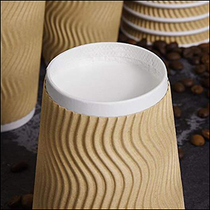 coffee cups never leaking