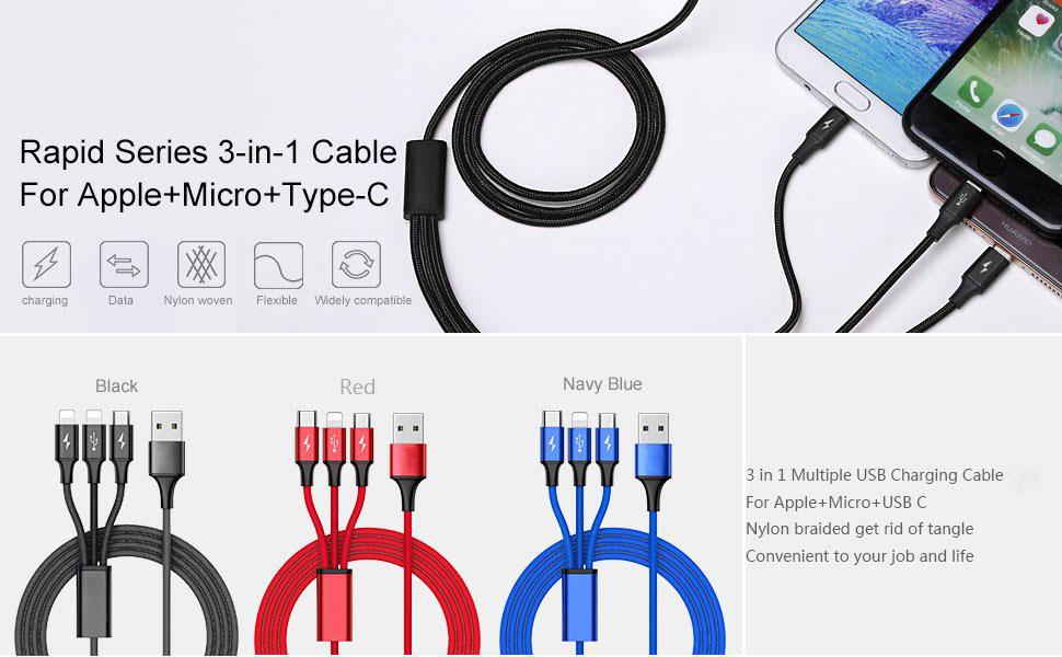 multi usb cable