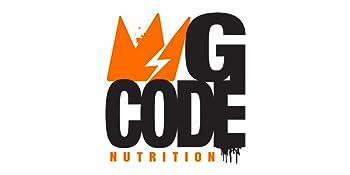 gcode, nutrition, vice, logo