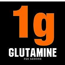 1g, glutamine