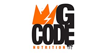 gcode, nutrition, logo