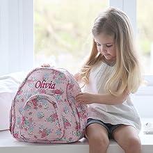 child nursery school travel camping bag kindergarten preschool infant nursery holiday lightweight