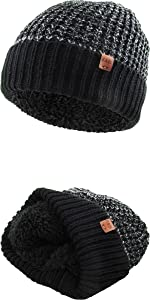 fd624e625a0af Sherpa Fleece Lined Fleece Beanie · Chunky Waffle Beanie · Thick Cable  Beanie · Solid Long Beanie · Cuffless Cable Knit Beanie