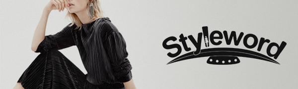 STYLEWORD DRESS