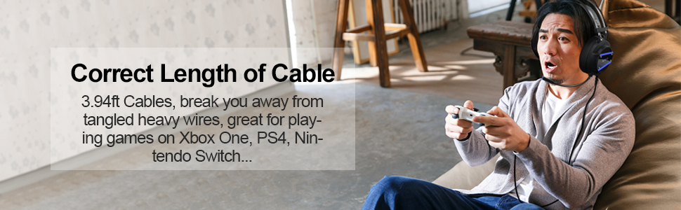 Correct Length of Cable