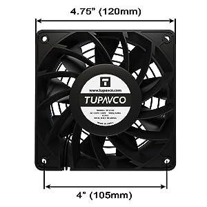 rackmount fan