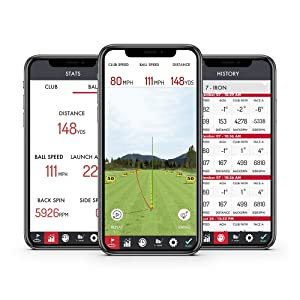 Swing Analyzer Golf training aid