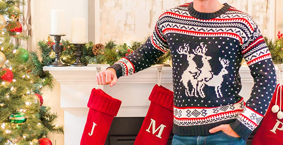 2db5914672a8 Apparel    Men s Clothing    Sweaters    Ugly Christmas Sweater ...