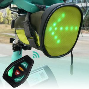 wireless LED bike light