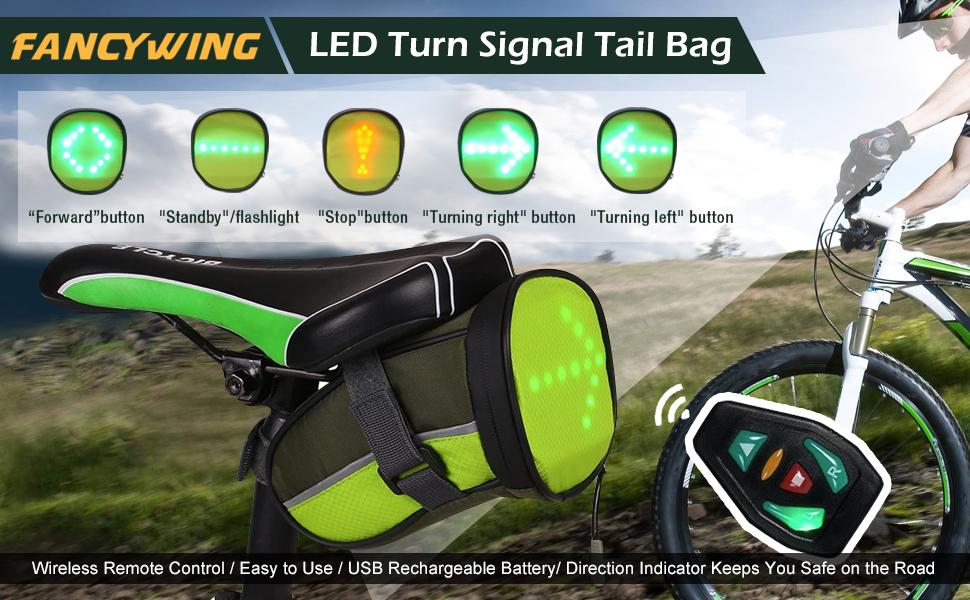 LED Tail Bag