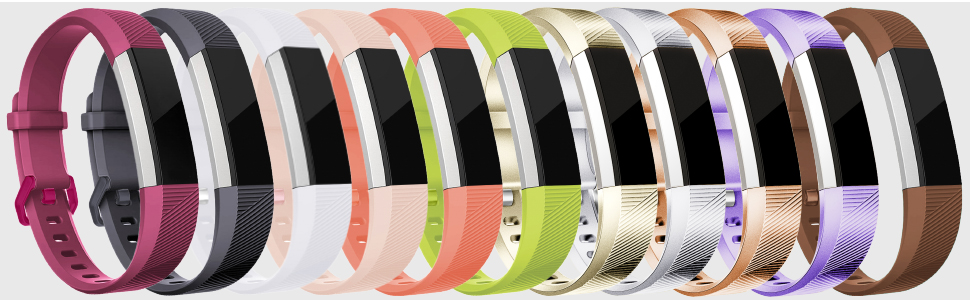fitbit alta bands alta hr ace virous colors