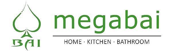 MegaBAI Logo - Home, Kitchen, Bathroom Products