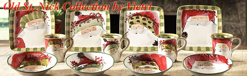 Old St. Nick Collection by Vietri