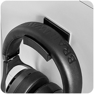 Brainwavz headphone hanger cradle black twin pack earphones sennheiser  Brainwavz Cradle Large – 2PK – Headphone Hanger, Universal Stand for Sennheiser, Sony, Bose, Beats, AKG, Audio-Technica, Gaming Controller, Cables, Gamepad & Other Gaming Accessories fe82b68f 59ea 4bc1 b87d 7459bbe19b66