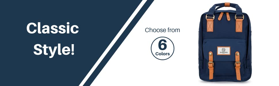 6 colors navy pink blue royal red beige tan leather