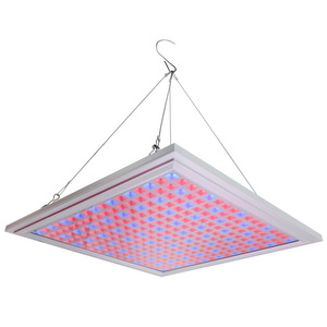 LED grow light bulb for indoor plants, growing lamp dimmable 289 LEDs 150W red blue full spectrum