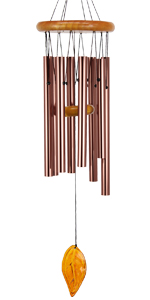 memorial wind chimes for mother