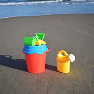 great beach toy for sandcastles