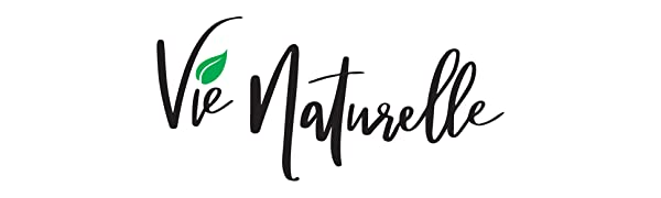 Vie Naturelle, natural care, skin care, beauty routine