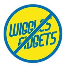 no wiggles