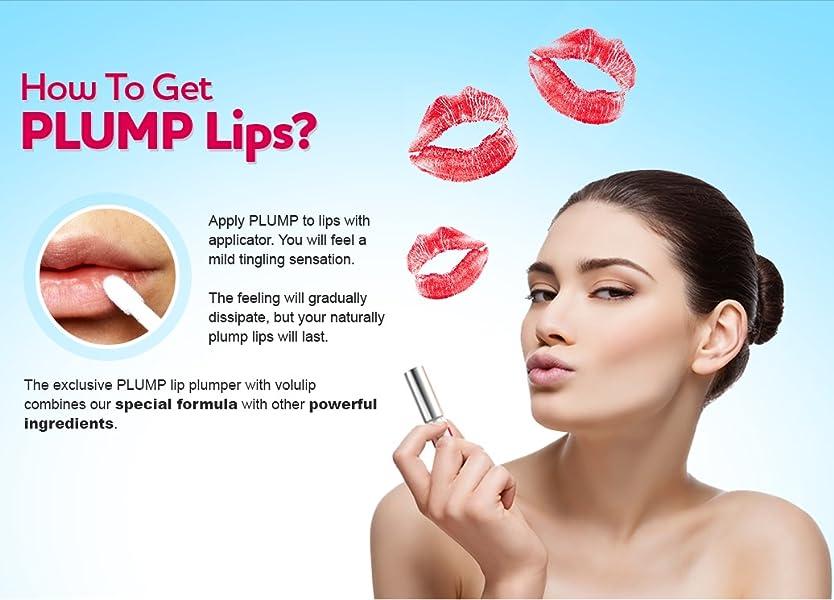 Amazon.com: APEX PLUMP | Lip plumper w/ volulip