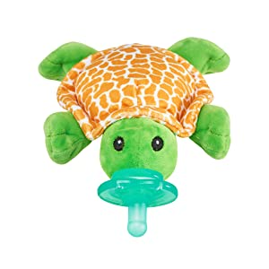 Amazon.com: nookums paci-plushies Turtle – Soporte de ...