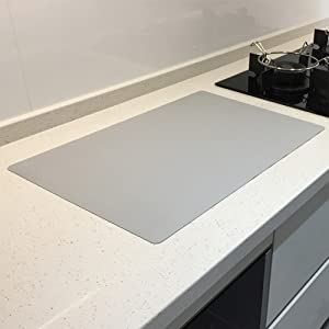 supmat silicone mat on counter