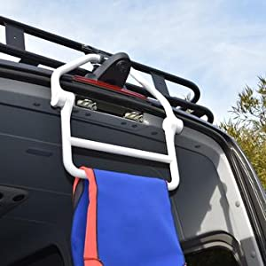 drying towels Drying rack car  mounting surfing gear camping rack hunting  fishing