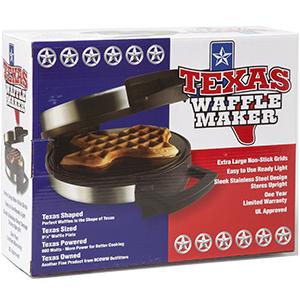 Texas Waffle Maker Box