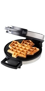 Canadian Maple Leaf Waffle Maker