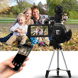 Portable camcorder