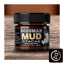 Bossman MUDstache