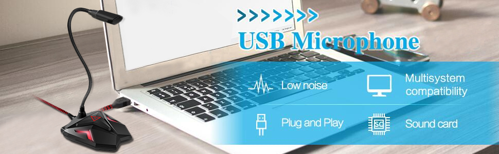 USB麦克风